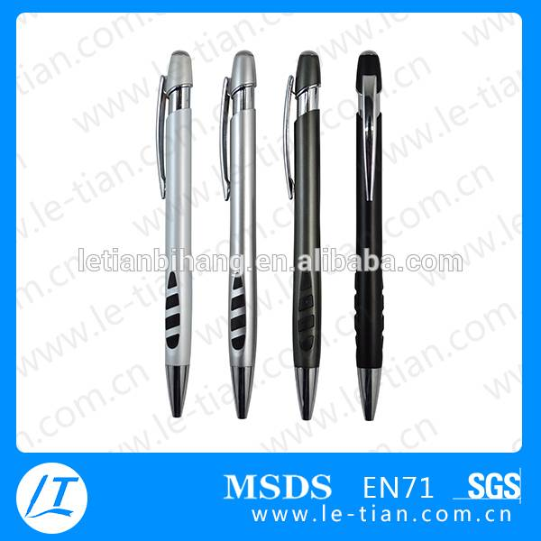 2015 Metal Stylus Pen Flashing Light Stylus Pen