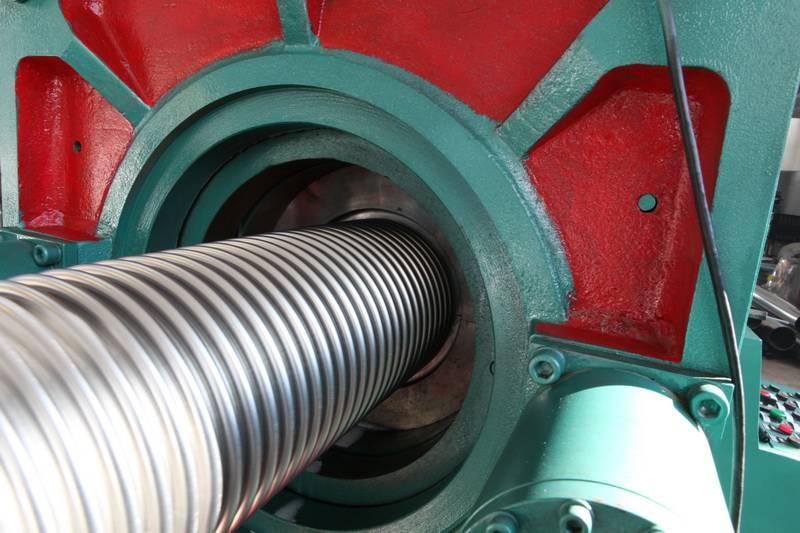 DN50-300 Hydro metal hose/bellow making machine