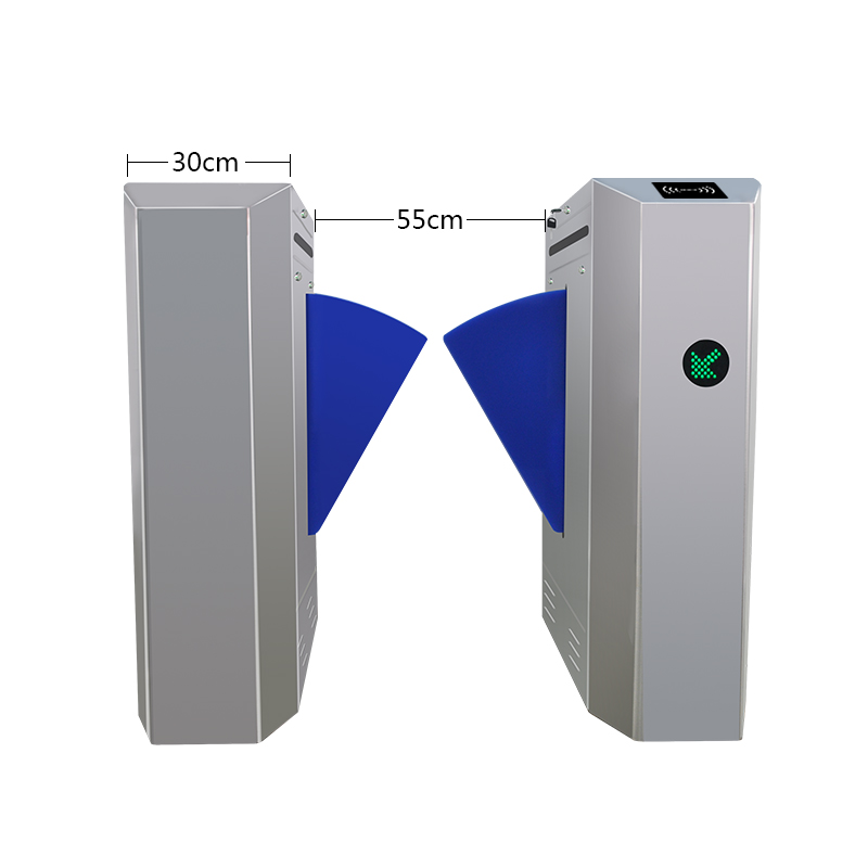 High Quality Cost-performance Access Control System Flag Turnstile Gate