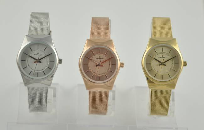 Shenzhen Alloy Watch Factory Wholesale Alloy Watch For Lady