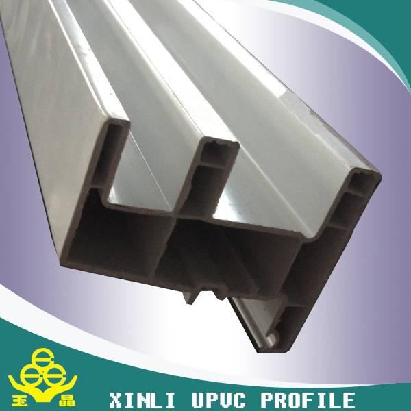 plastic extrusion PVC profiles manufacturer