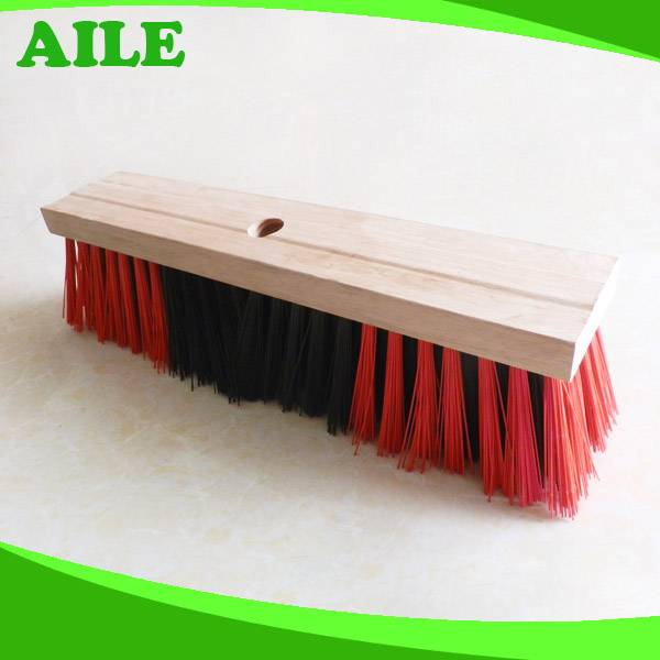 Indoor And Outdoor Push Broom