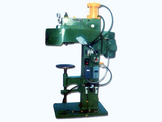 FB-160 Pneumatic Semi-automatic Special-shaped Tin Seamer / Seaming machine