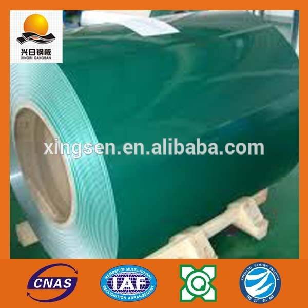 building material made in china zinc ppgi galvanized steel coil