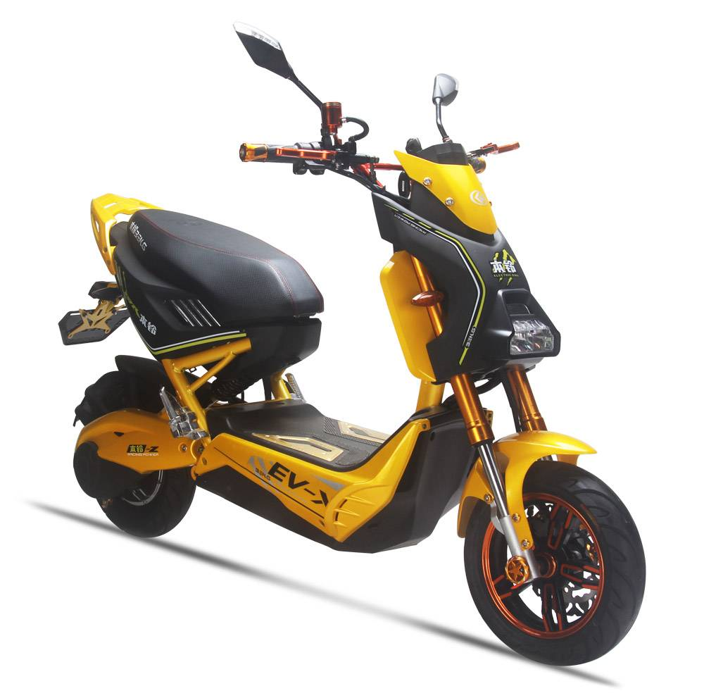 800W X5 e-scooter motorcycle colorful made in China Vietnam style