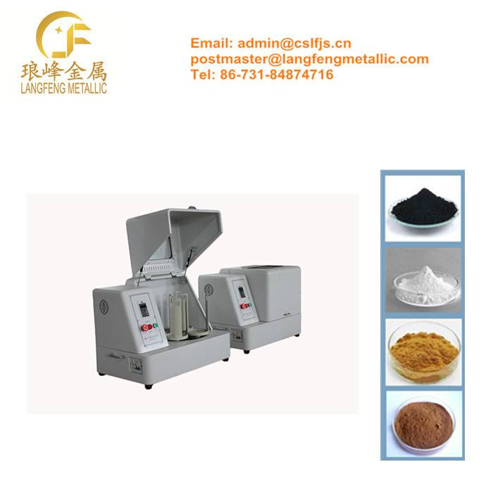 Lab Ball Mill Machine for Mineral&Pigment Grinding