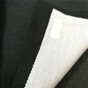 50d Polyester Interlining (Twill) , Woven