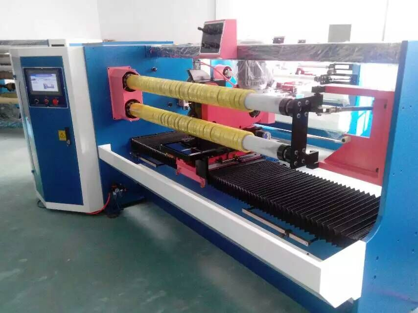 Double-axis automatic cutter cutting machine