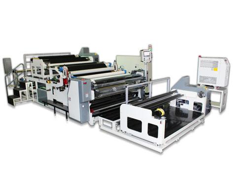 PUR-B Polyurethane Reactive Hot Melt Adhesive Laminating Machine