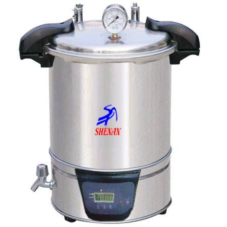 DSX-280B Portable 18L autoclave sterilizer