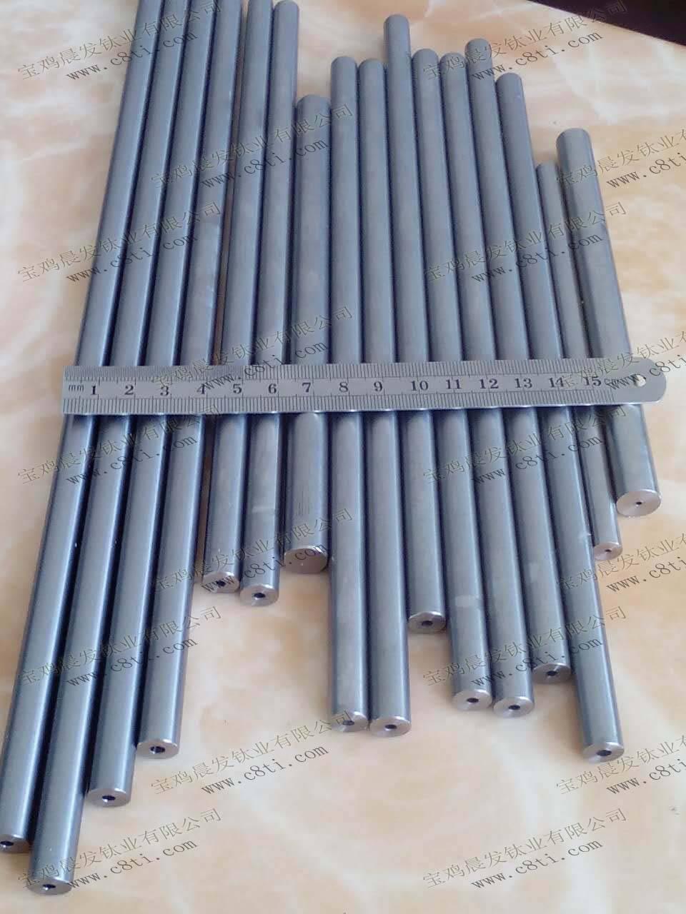 Gr23 titanium pipes
