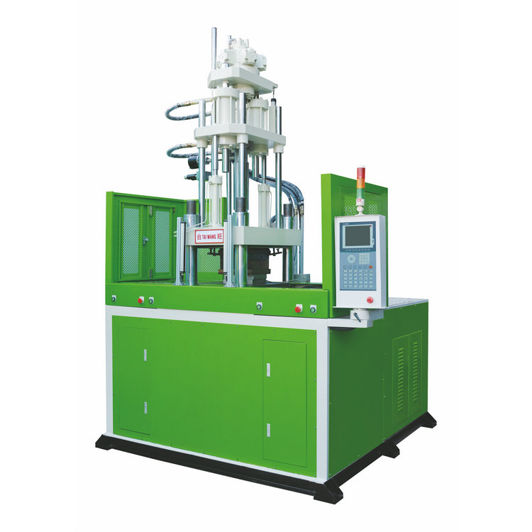 TW-V-2S Double Sliding Table Vertical Moulding Machine