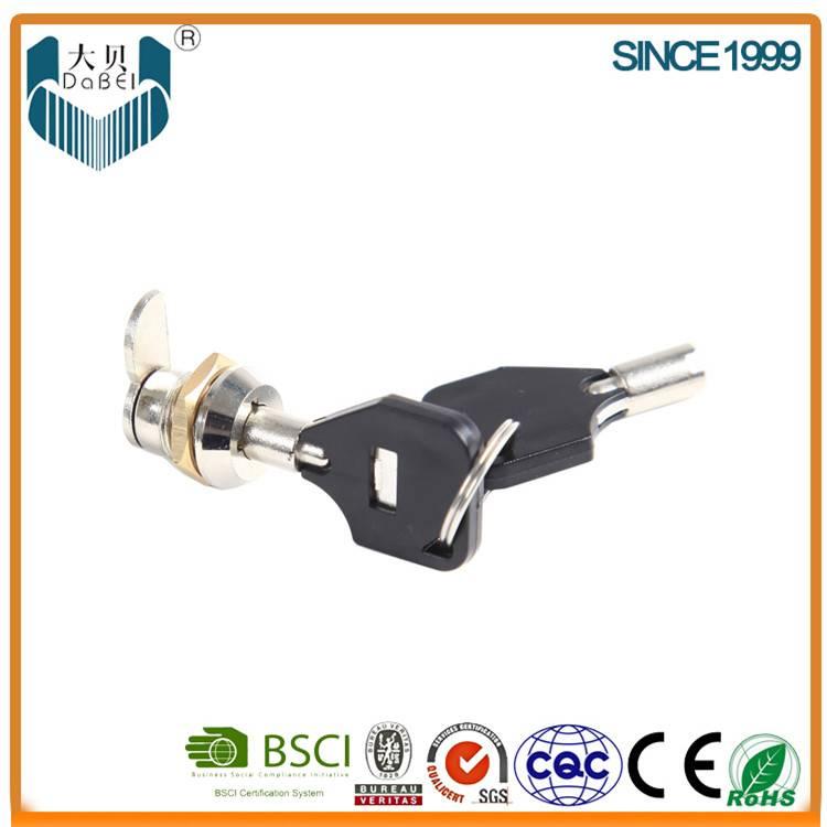 118 High Grade Engineering Tubular Keys Small Cam Locks with 10mm Effective Length