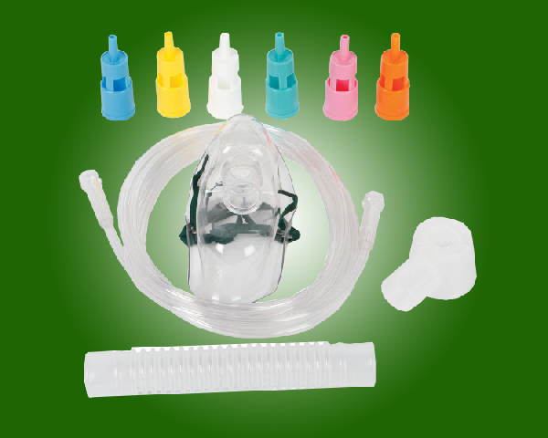 Disposable Medical Oxygen venturi mask I with CE and ISO