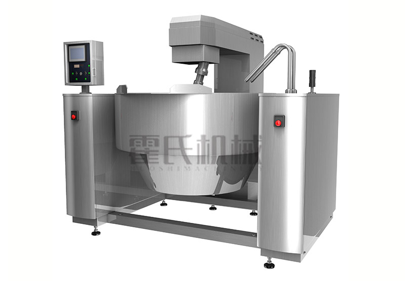 Electric Melting Machine, Thermo-Mixing Cooking Pot,Accurate Temperature Control, CE Certified