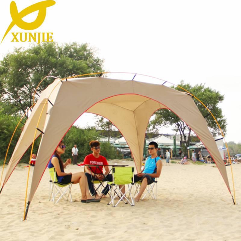 Gazebo Canopy Party Tent Camping Aluminum Pole Beach Shade