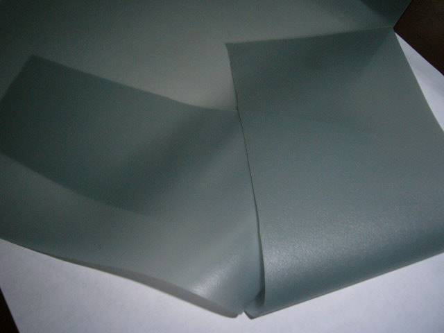rear projection screen film(elastic gray) high contrast