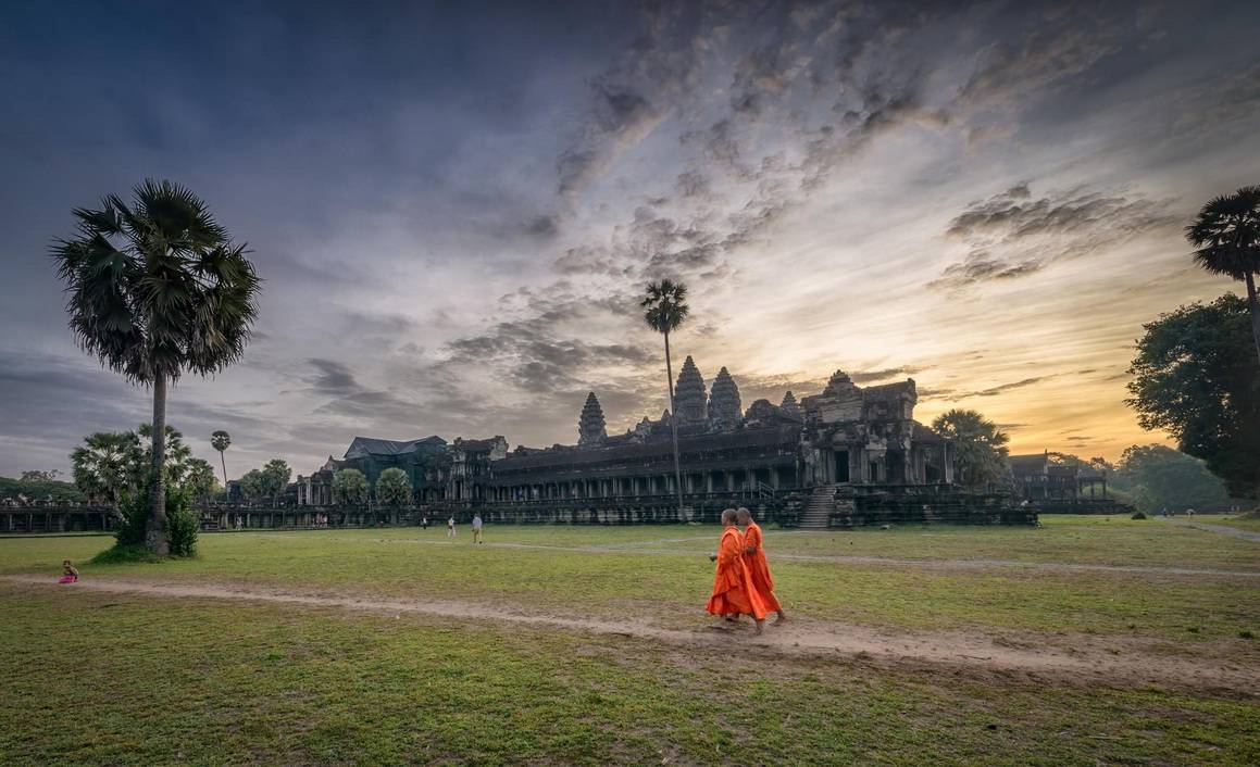 Cambodia Tours and Travel Packages in 12 Days