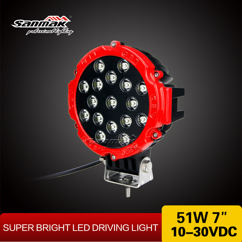 driving LED light
