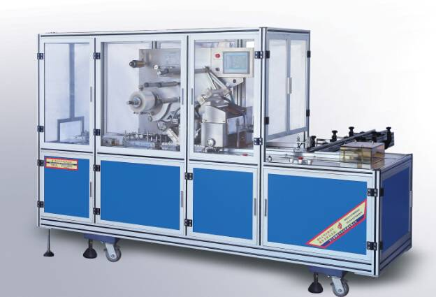 2014 New Style  Cellophane Overwrapping Machine