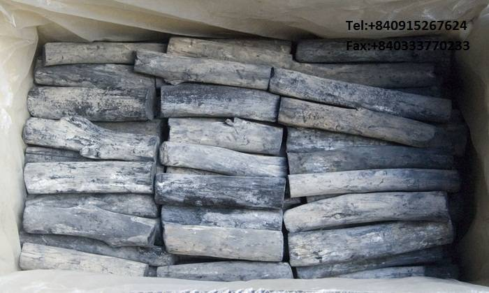Binchotan, White Char coal origin in Vietnam under Japan tech