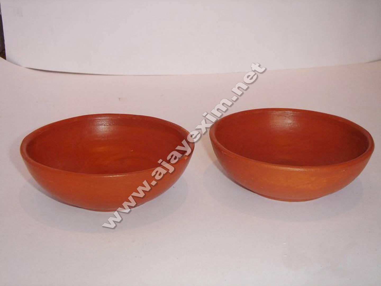 Clay Dessert Bowl