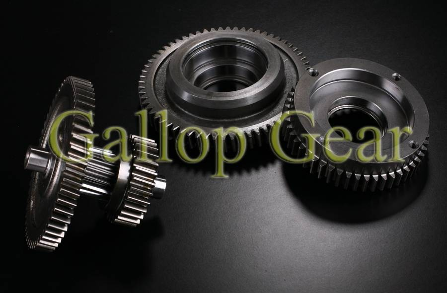 Tricycle Transmission Gear