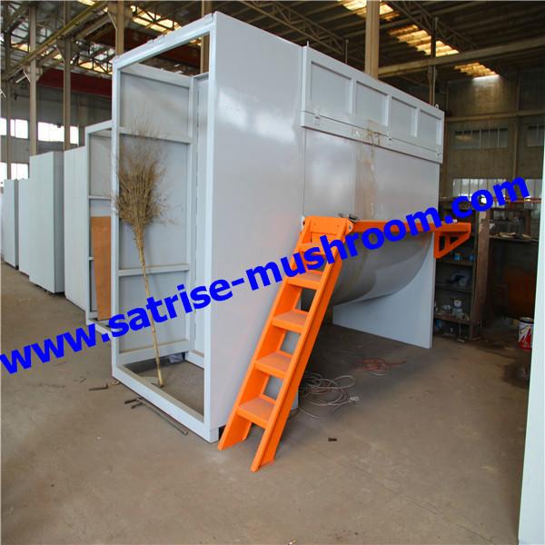 Mushroom material mixing machine /Mushroom bag material mixer