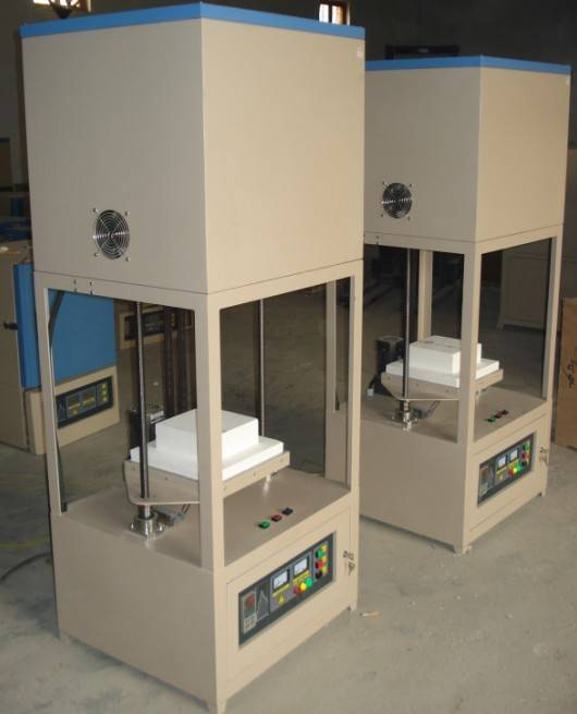 Brother brand XD-1600BL Bottom Loading  Furnace using MoSi2  bar heater