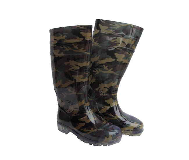 PVC Safety Boots for Rain