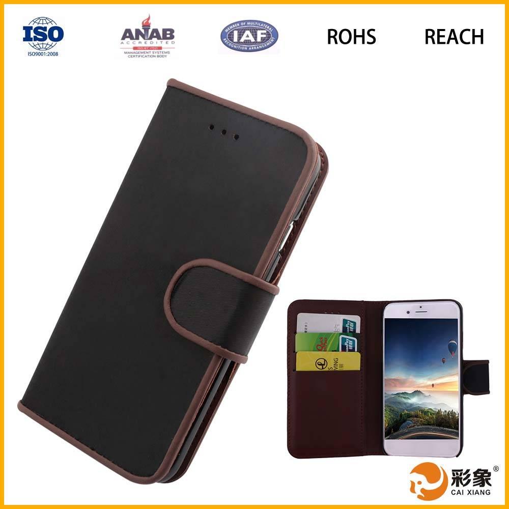 Leather Case for Oppo/for Lenovo/for Vivo Back Cover