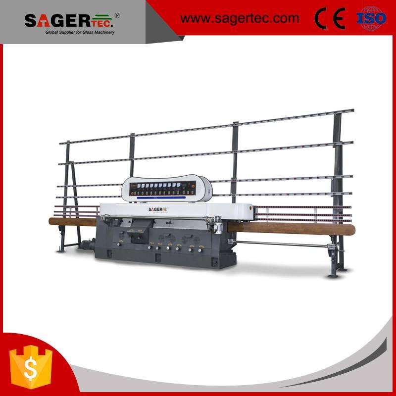 Glass Straight-Line Edging Machine SZ-ZB9