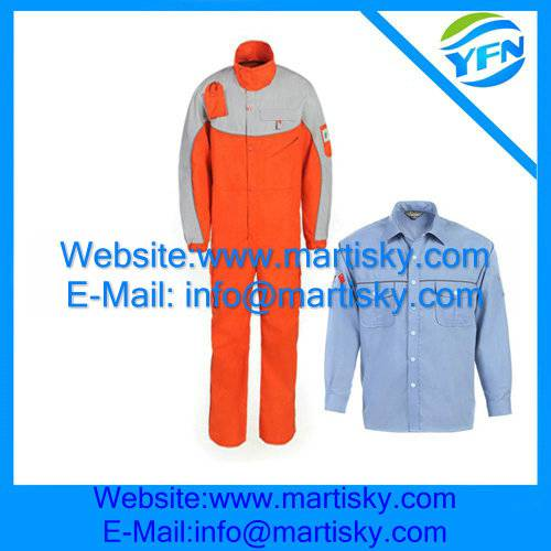 Functional overall safety flame-retardant workwear supplier in China