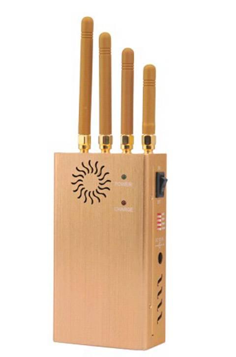 2G GSM 3G 4G WIFI BLUETOOTH GPS Cellphone Jammer Blocker Breaker