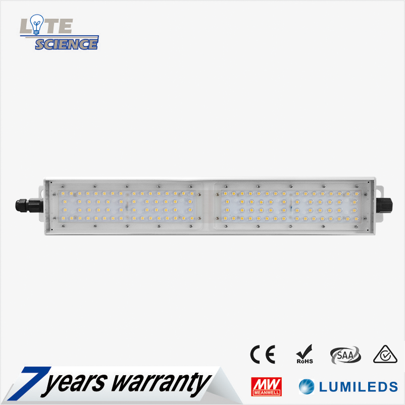 Led Linear High Bay Light Indoor Industrial Aisle Lighting