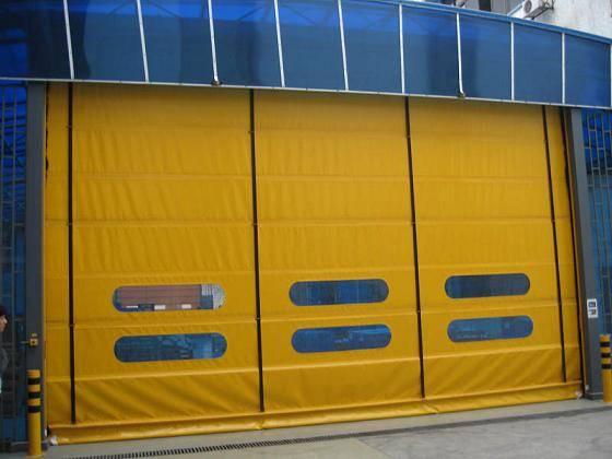 Rapid Stacking Door (CF600)