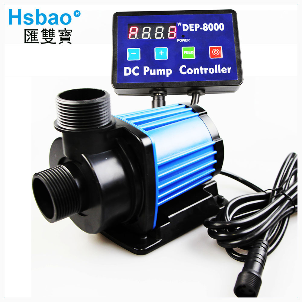 Hsbao Controllable Aquarium DC Pump / Circulating Pump
