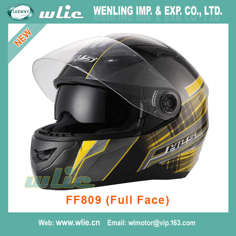 Motorcycle Helmet FF809 (Full Face) with ECE&DOT approved