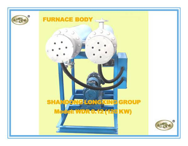 Thermal Oli Heater for Dryer