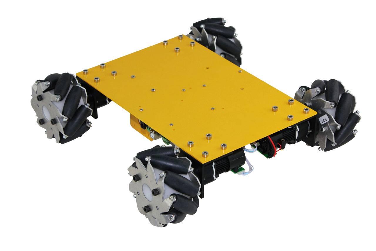 4WD 100mm mecanum wheel learning kit 10009