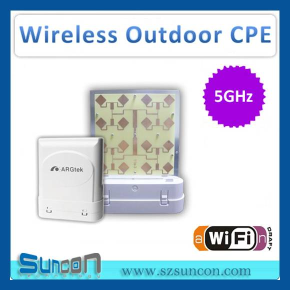 802.11a/n 5GHz Outdoor CPE