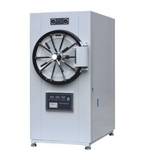 central sterile supply department /CSSD use horizontal type sterilizer, controlled by computer