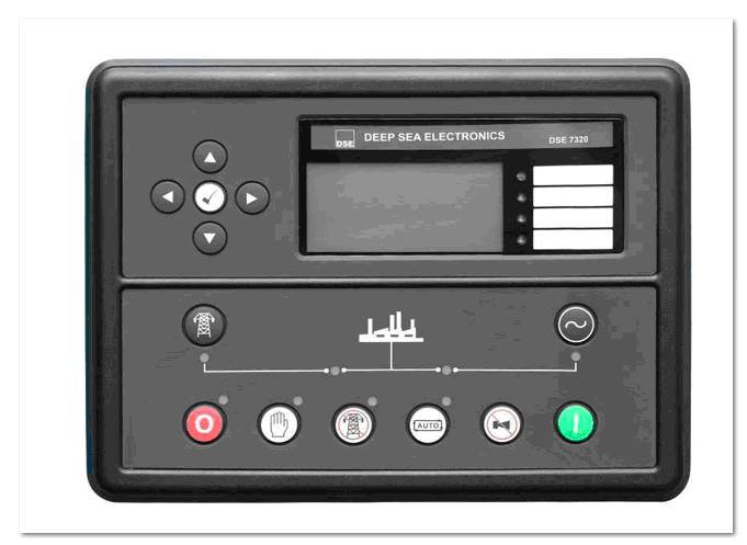 Control System     GCM668/2 DSE7320