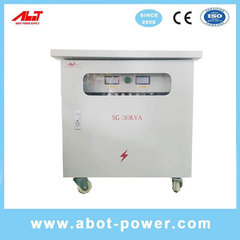 ABOT Outdoor Use Waterproof 380V to 220V Isolation Transformer IP65 54