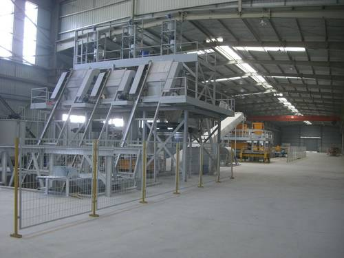 Artificial Quartz Stone production plant