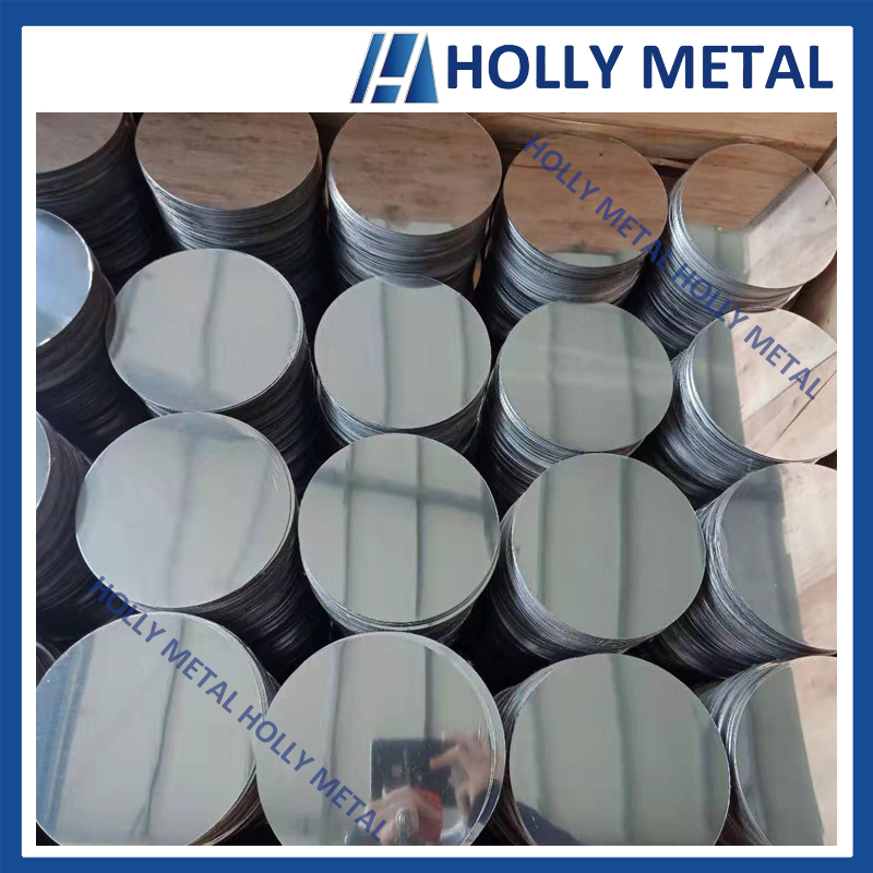 Stainless Steel Cold Rolled Grade 410 430 201 304 Circle