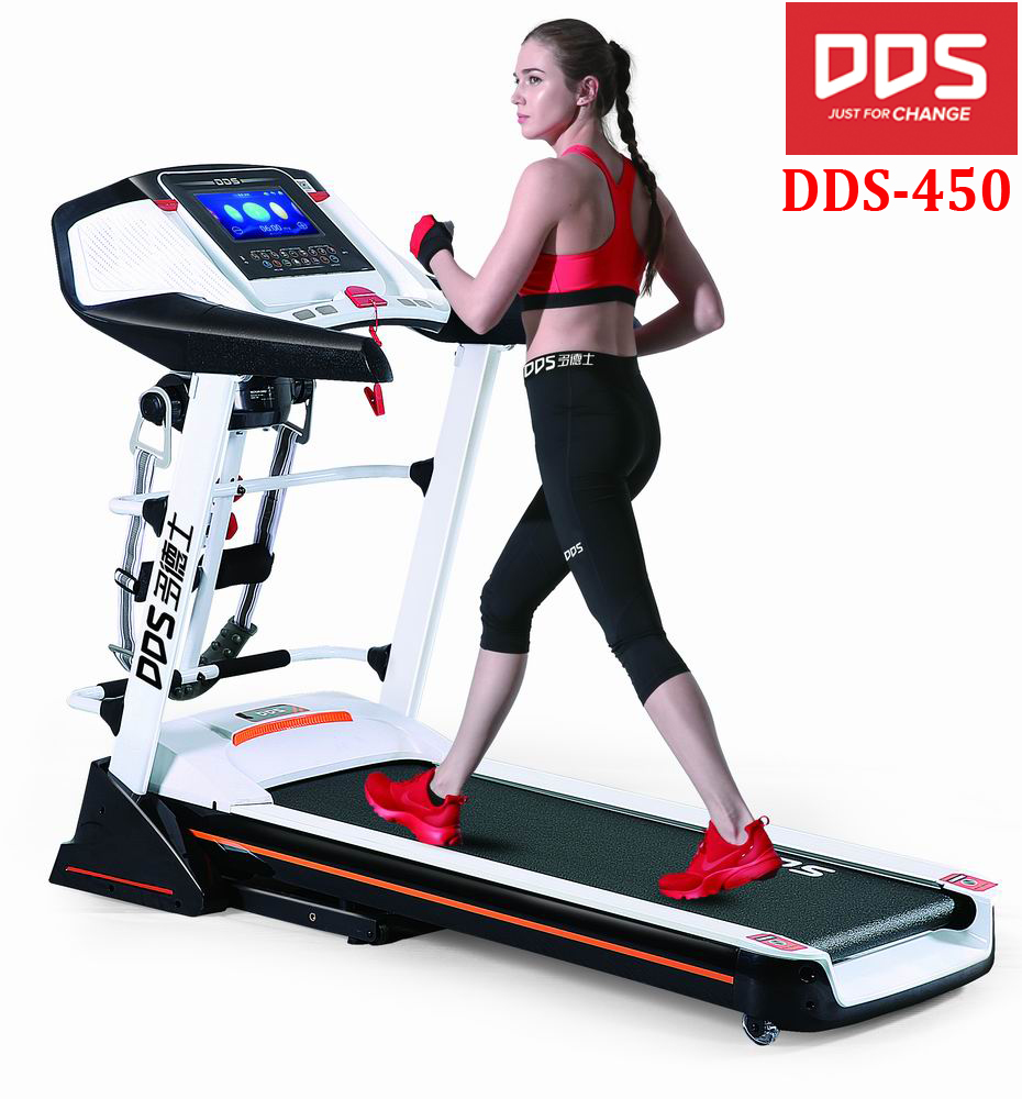 DDS 450 Semi-commercial motorized treadmill electric treadmill home treadmill