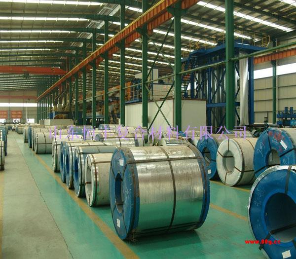 full hard galvanized steel coil