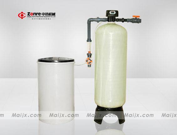Zonre liquid softener
