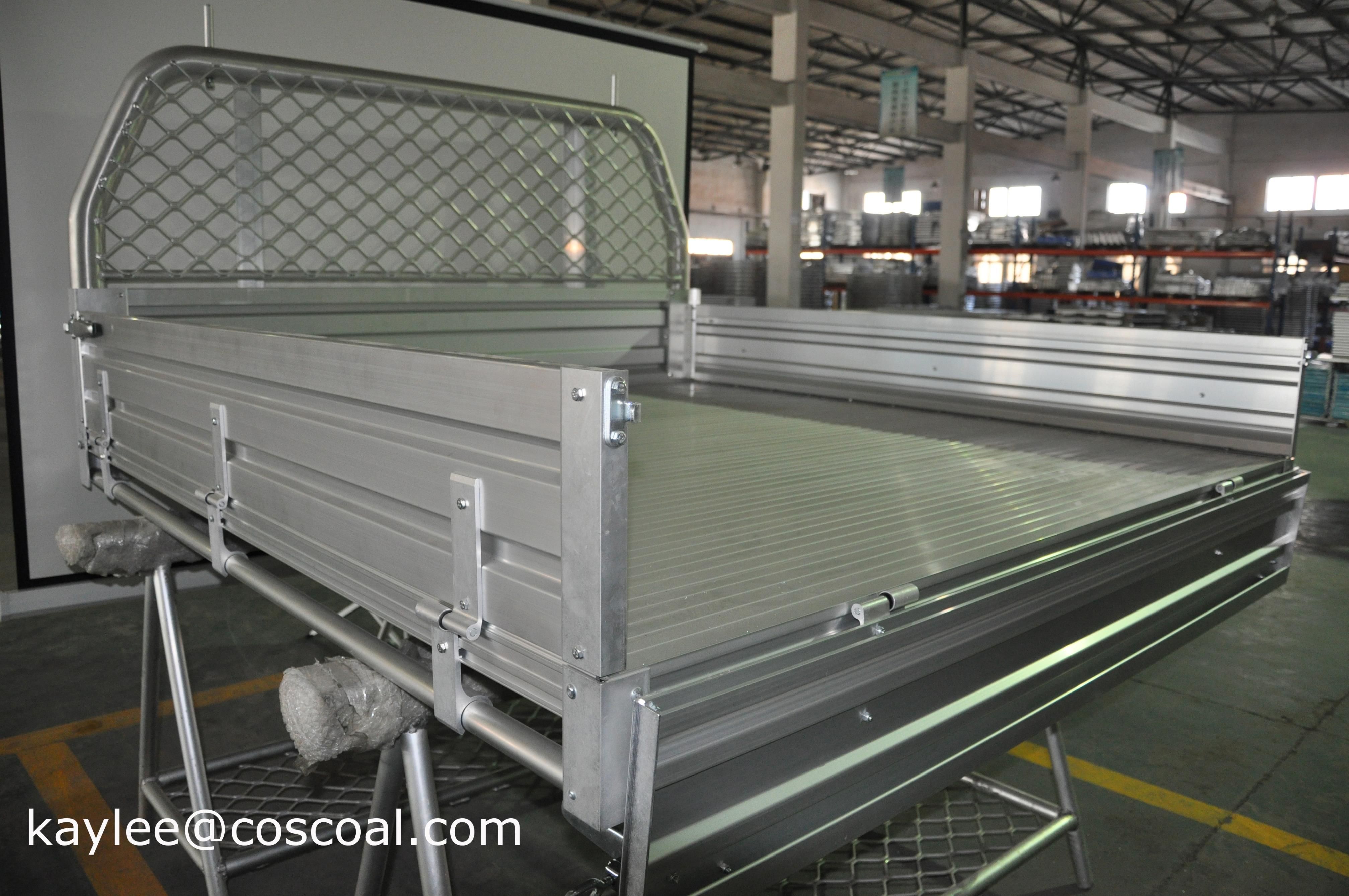 aluminum pick up truck tray body manufacturer